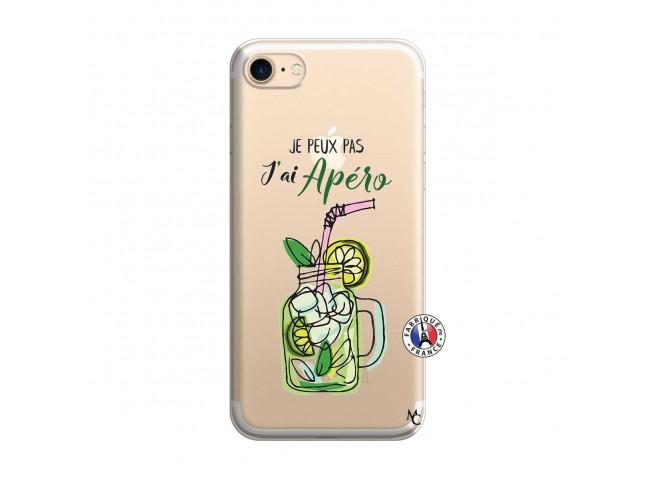 Coque iPhone 7/8 Je peux pas J'ai Apéro