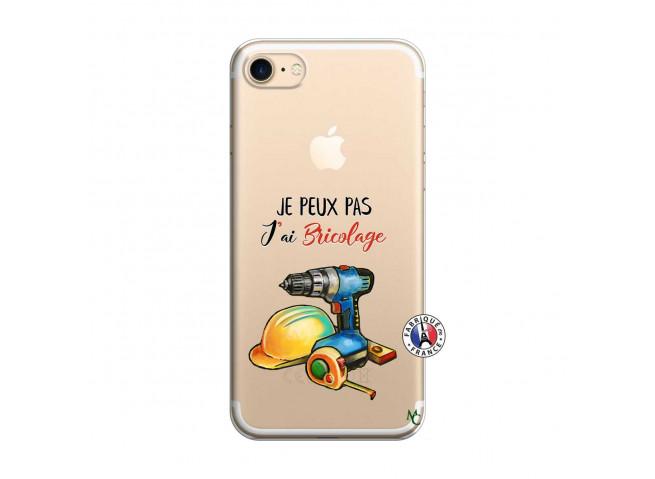 Coque iPhone 7/8 Je Peux Pas J Ai Bricolage