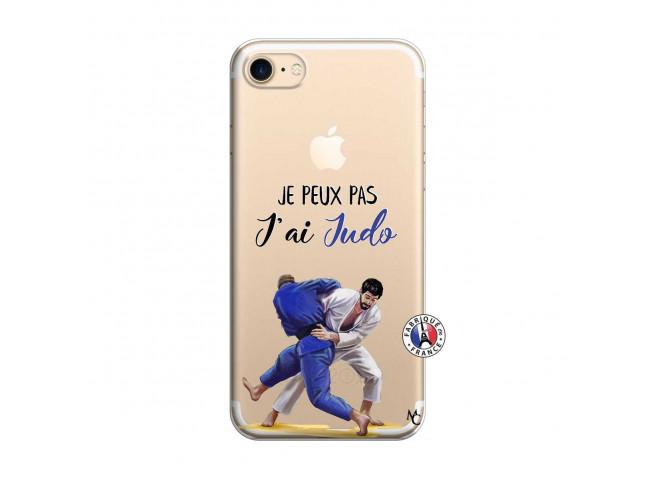 Coque iPhone 7/8 Je peux pas j'ai Judo