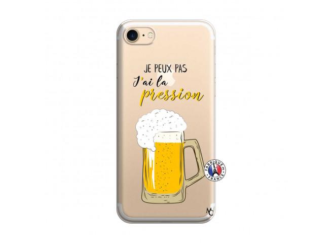 Coque iPhone 7/8 Je peux pas J'ai la Pression