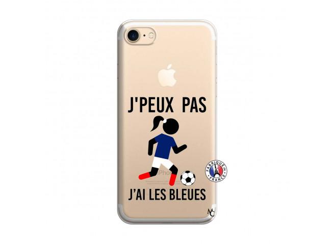 Coque iPhone 7/8 Je Peux Pas J Ai Les Bleues