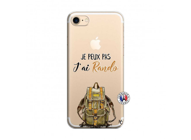 Coque iPhone 7/8 Je Peux Pas J Ai Rando