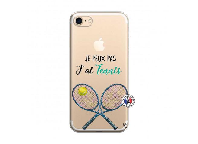 Coque iPhone 7/8 Je Peux Pas J Ai Tennis