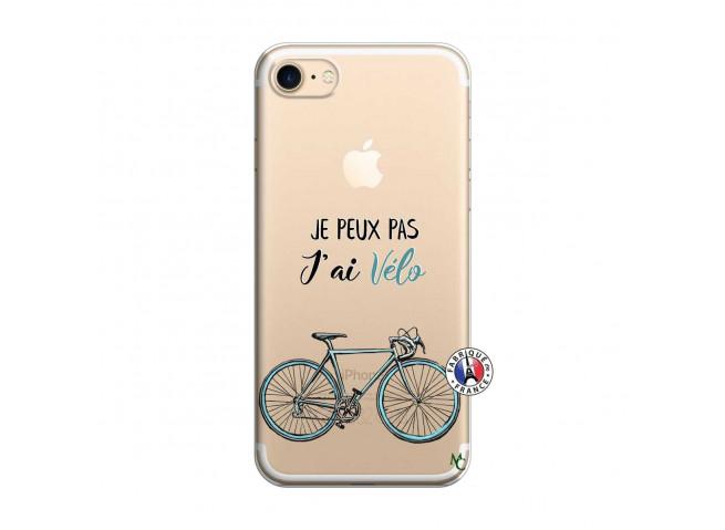 Coque iPhone 7/8 Je Peux Pas J Ai Velo