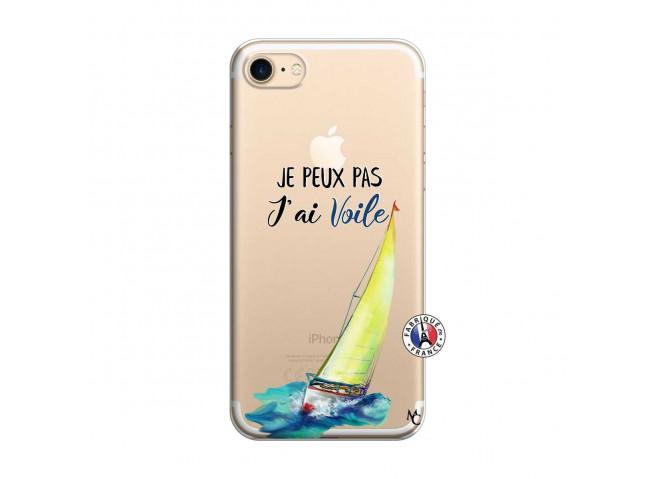 Coque iPhone 7/8 Je Peux Pas J Ai Voile