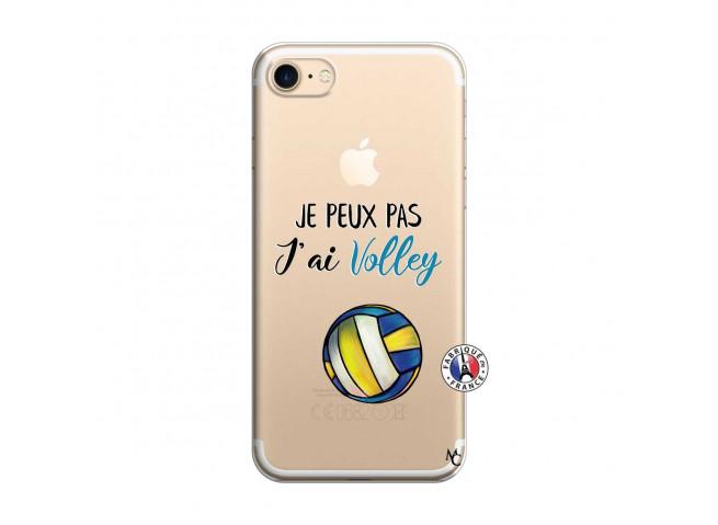 Coque iPhone 7/8 Je Peux Pas J Ai Volley