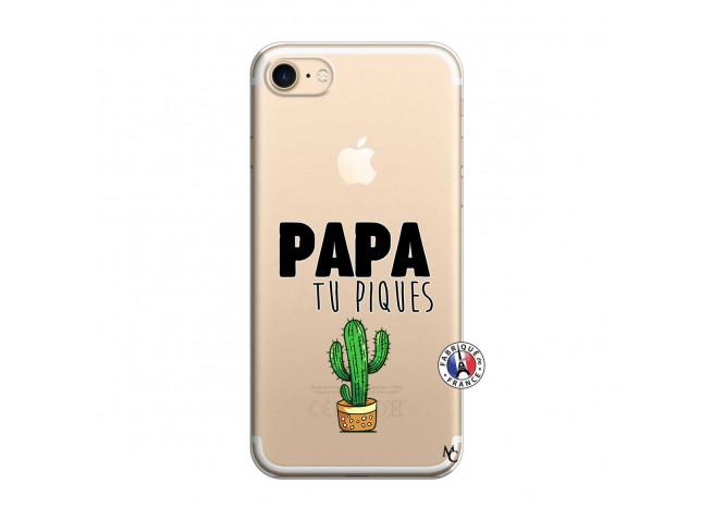 Coque iPhone 7/8 Papa Tu Piques