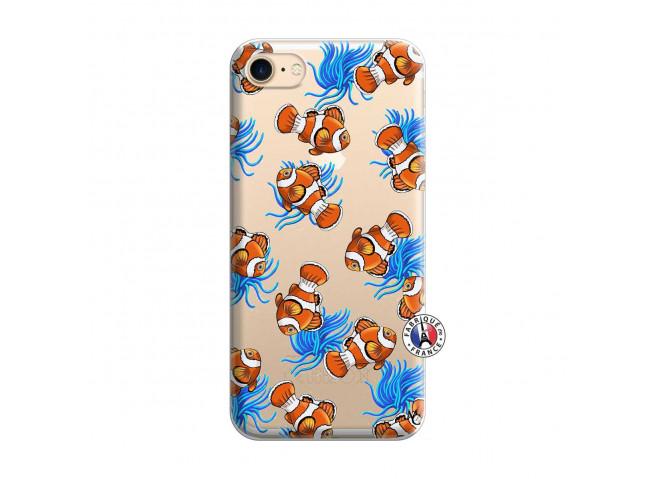 Coque iPhone 7/8 Poisson Clown