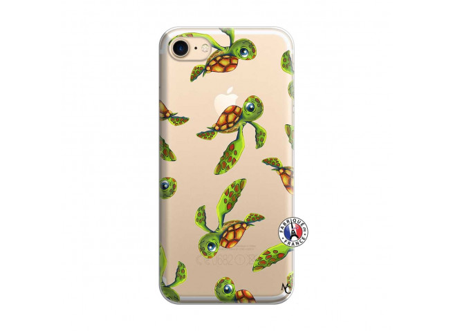 Coque iPhone 7/8 Tortue Géniale