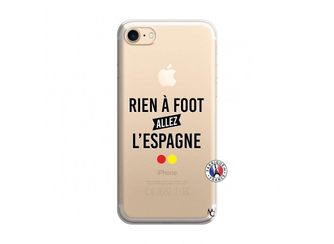 Coque iPhone 7/8 Rien A Foot Allez L'Espagne