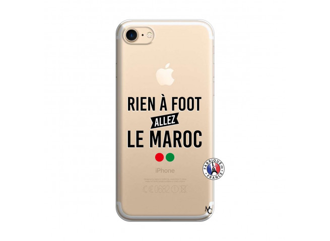 Coque iPhone 7/8 Rien A Foot Allez Le Maroc