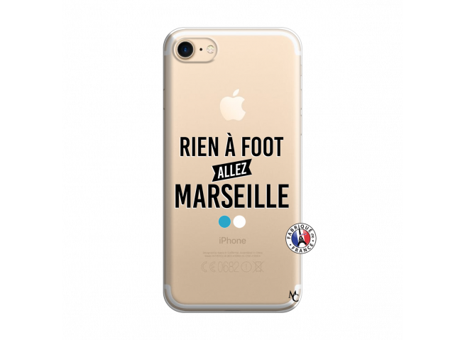 Coque iPhone 7/8 Rien A Foot Allez Marseille
