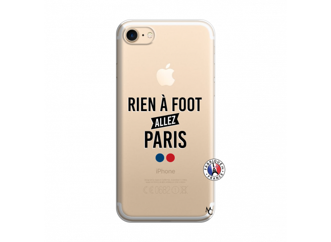 Coque iPhone 7/8 Rien A Foot Allez Paris