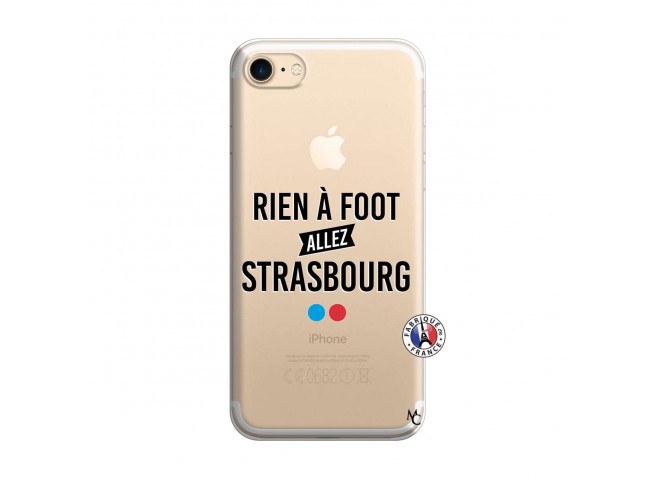 Coque iPhone 7/8 Rien A Foot Allez Strasbourg