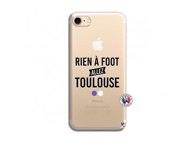 Coque iPhone 7/8 Rien A Foot Allez Toulouse
