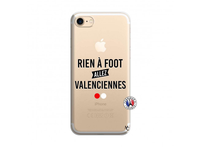 Coque iPhone 7/8 Rien A Foot Allez Valenciennes