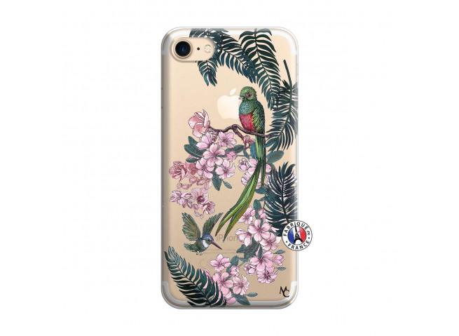Coque iPhone 7/8/se 2020 Flower Birds