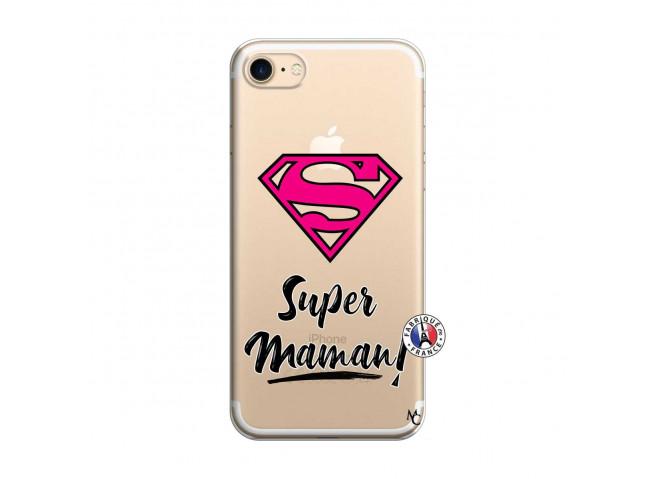 Coque iPhone 7/8 Super Maman