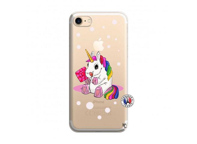 Coque iPhone 7/8 Sweet Baby Licorne