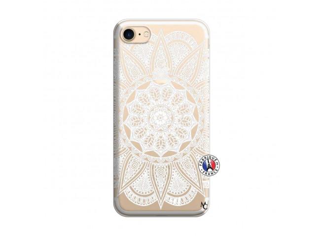 Coque iPhone 7/8 White Mandala