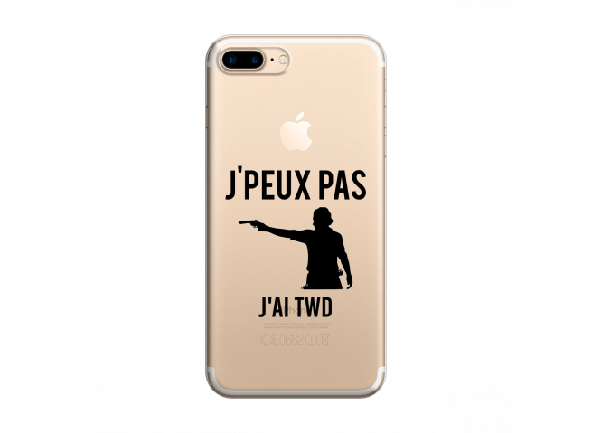 Coque iPhone 7Plus/8Plus Jai Twd