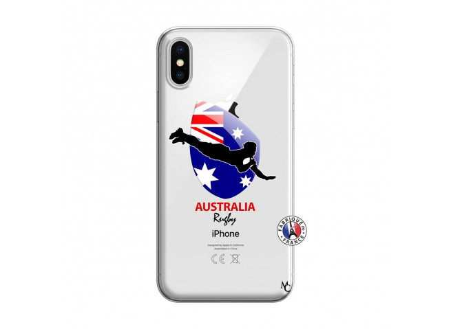 Coque iPhone X/XS Coupe du Monde Rugby-Australia