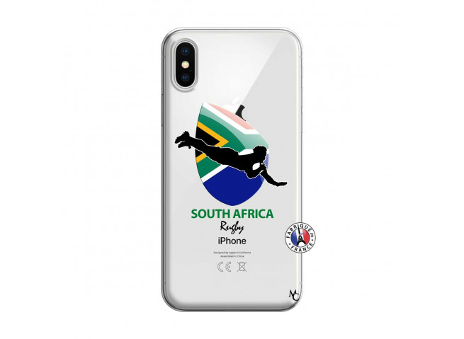 Coque iPhone X/XS Coupe du Monde Rugby-South Africa