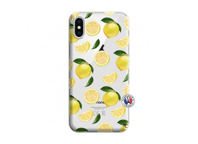 Coque iPhone X/XS Lemon Incest