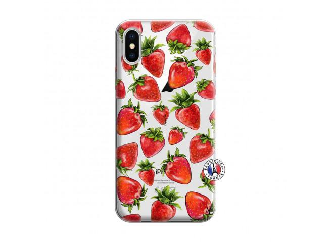 Coque iPhone X/XS Ramène ta Fraise
