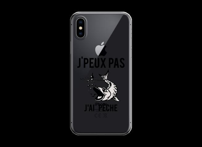 Coque iPhone X/XS J Ai Peche