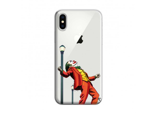 Coque iPhone X/XS Joker