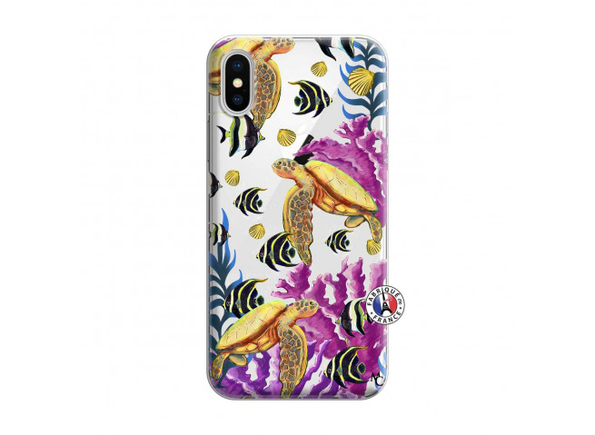 Coque iPhone X/XS Aquaworld