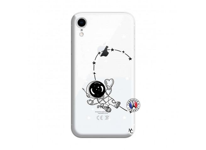 Coque iPhone XR Astro Girl