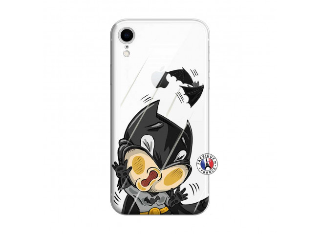 Coque iPhone XR Bat Impact