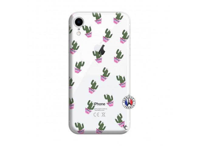 Coque iPhone XR Cactus Pattern