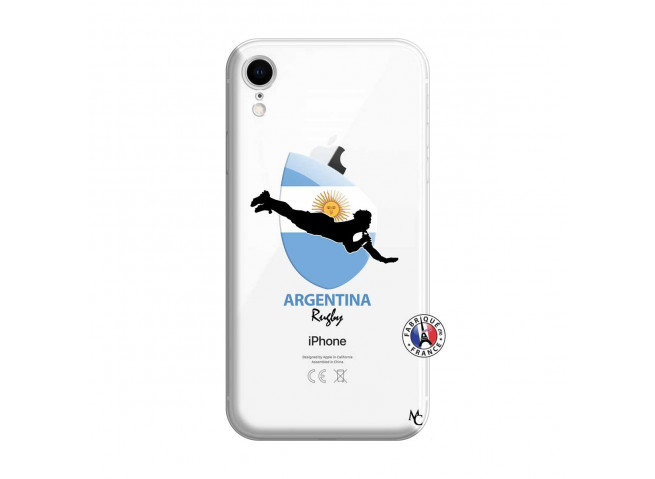Coque iPhone XR Coupe du Monde Rugby-Argentina