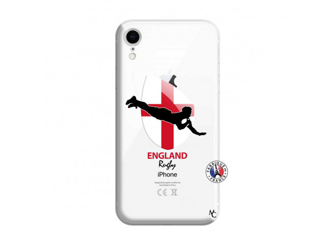 Coque iPhone XR Coupe du Monde Rugby-England