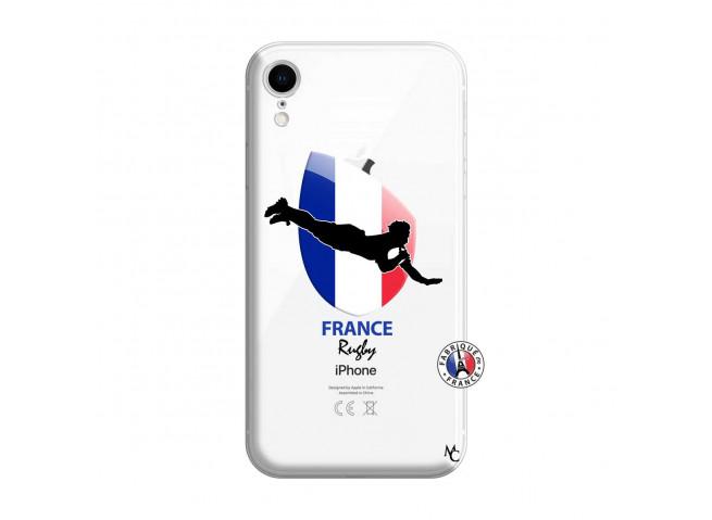 Coque iPhone XR Coupe du Monde de Rugby-France