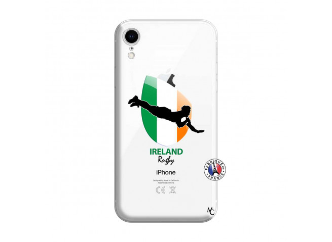 Coque iPhone XR Coupe du Monde Rugby-Ireland