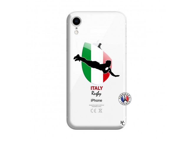 Coque iPhone XR Coupe du Monde Rugby-Italy