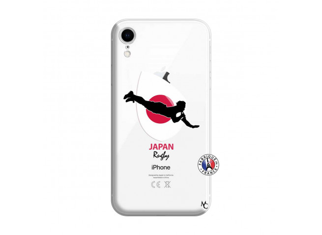 Coque iPhone XR Coupe du Monde Rugby-Japan