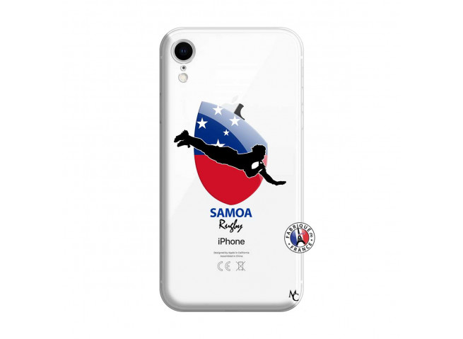 Coque iPhone XR Coupe du Monde Rugby-Samoa