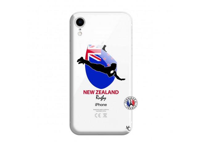 Coque iPhone XR Coupe du Monde Rugby- Nouvelle Zélande
