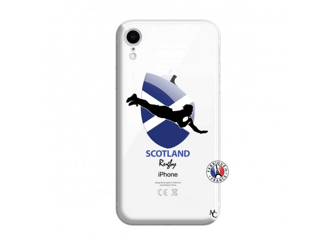 Coque iPhone XR Coupe du Monde Rugby-Scotland