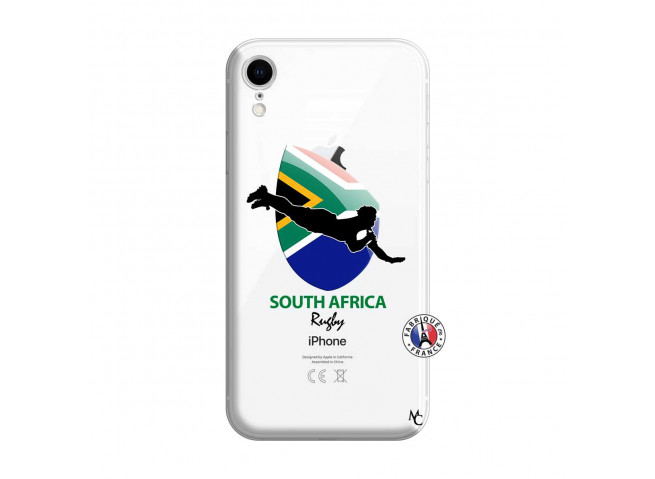 Coque iPhone XR Coupe du Monde Rugby-South Africa