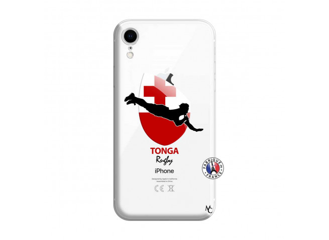 Coque iPhone XR Coupe du Monde Rugby-Tonga