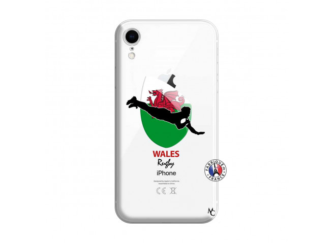 Coque iPhone XR Coupe du Monde Rugby-Walles