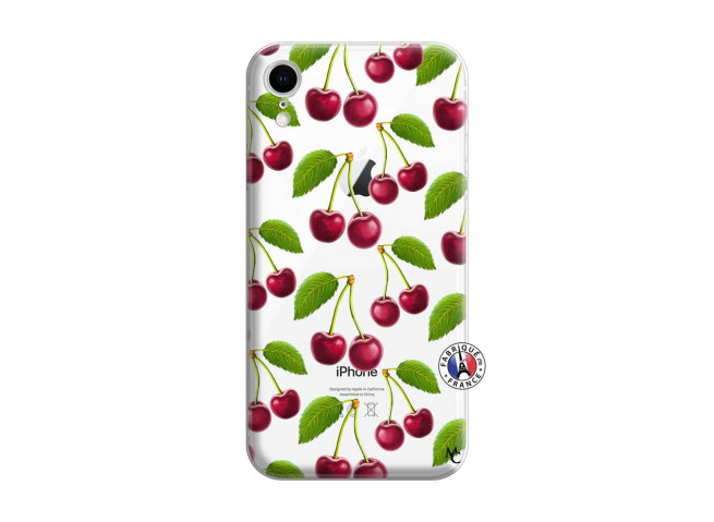 Coque iPhone XR oh ma Cherry