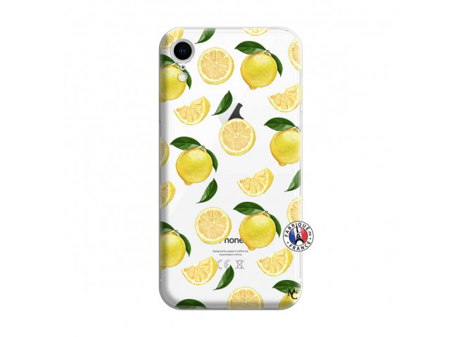 Coque iPhone XR Lemon Incest