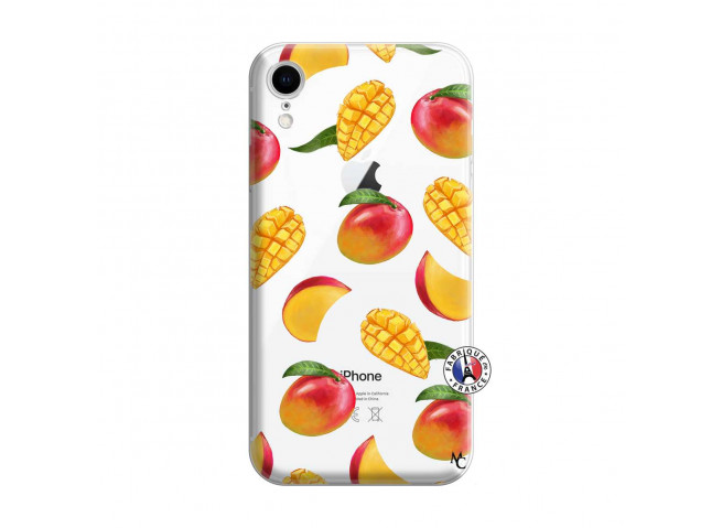 Coque iPhone XR Mangue Religieuse